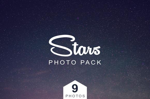 Stars Photo Pack