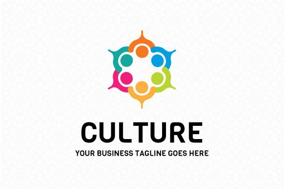 Culture Logo Template