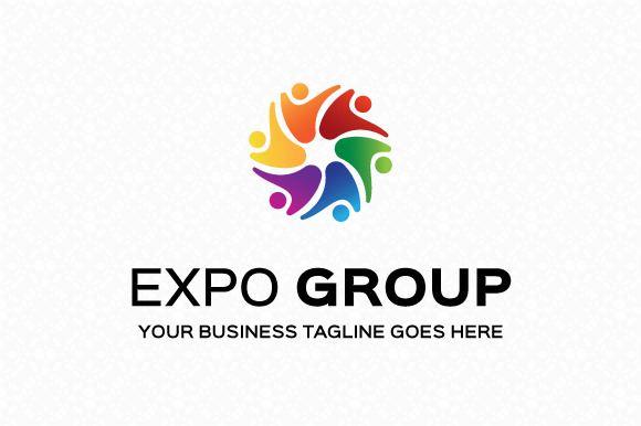 Expo Group Logo Template