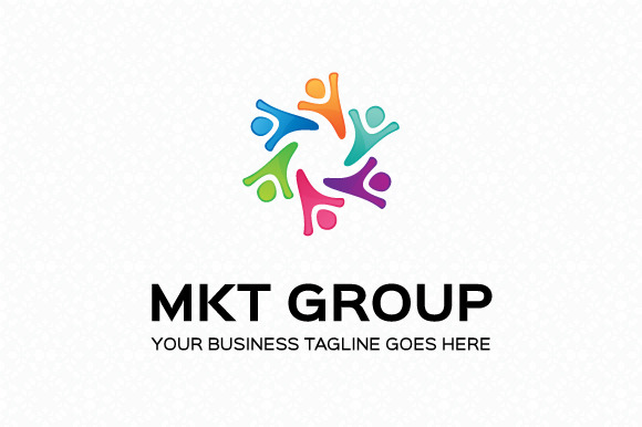 Mkt Group Logo Template