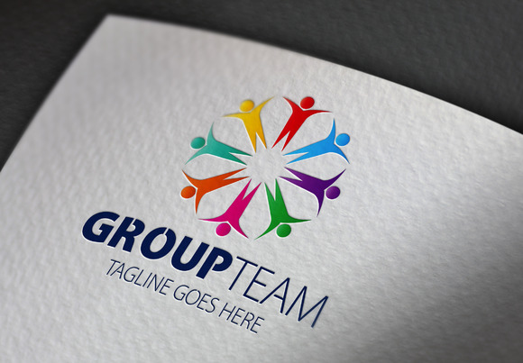 Group Team Logo