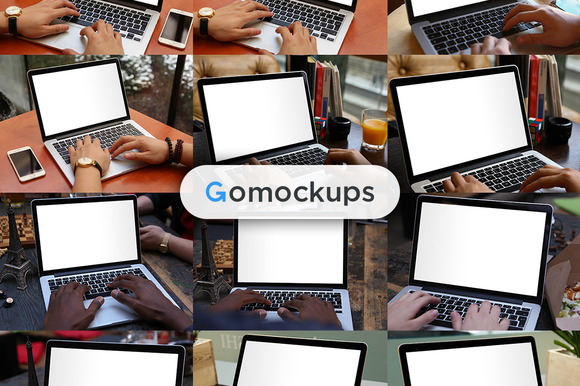 26 Macbook Mockups