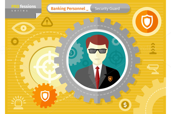 Banking Security Guard