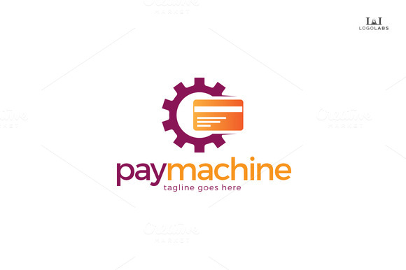 Pay Machine Logo