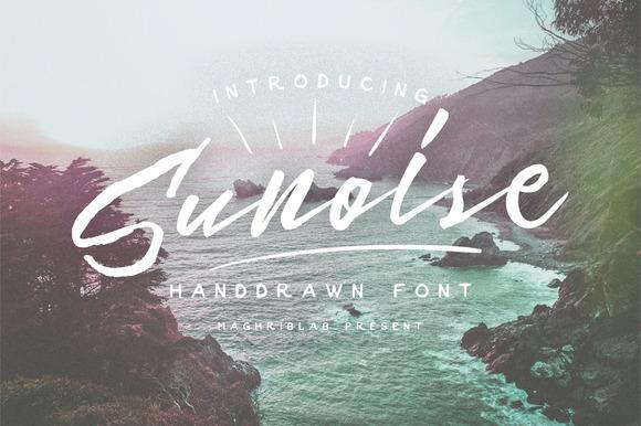 Sunoise Script
