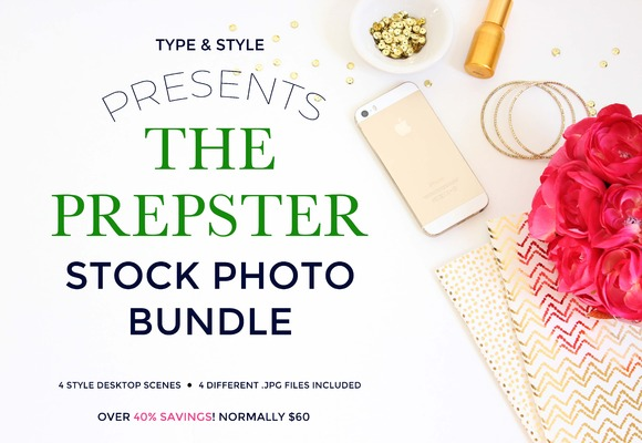Stock Photo Bundle Prepster