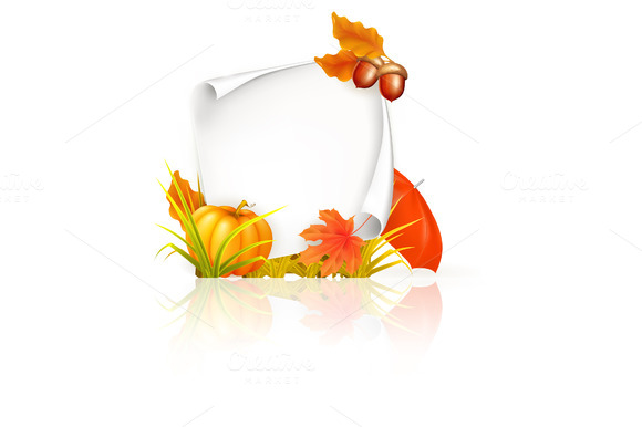Autumn Frame Icon