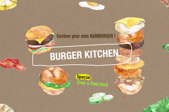 Custom Hamburger
