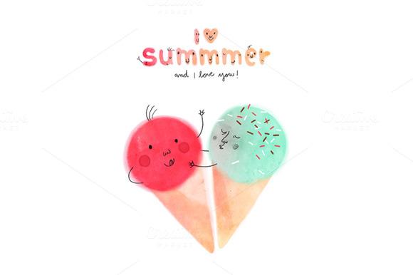 I Love Summmer