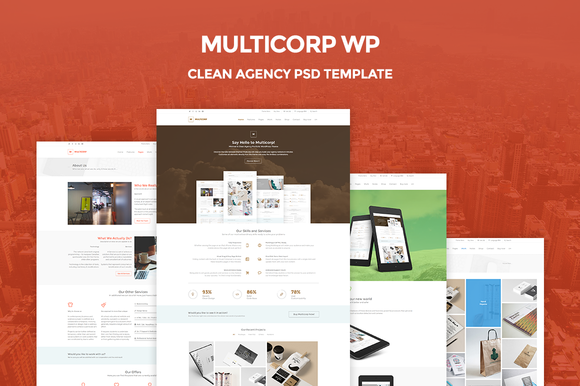 Multicorp Clean Agency PSD