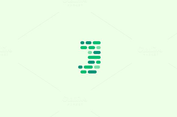 Dynamic Code Blocks Letter J Logo