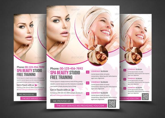 Spa Beauty-Print Templates