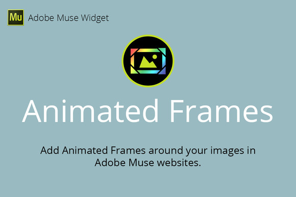 Animated Frames Adobe Muse Widget