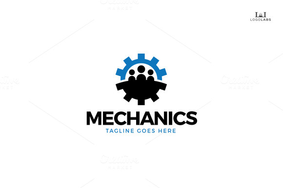 Mechanics Logo