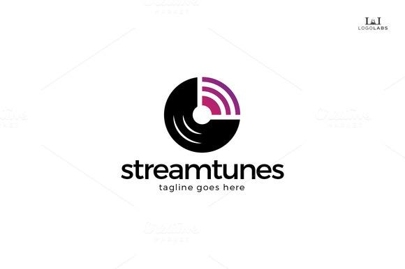 Stream Tunes Logo