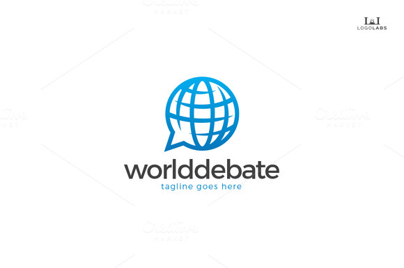 World Debate Logo