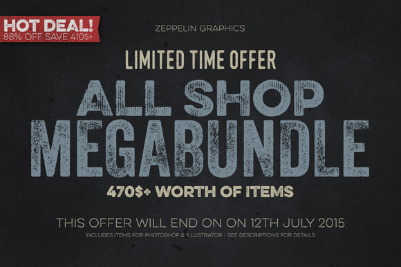 All Shop Megabundle