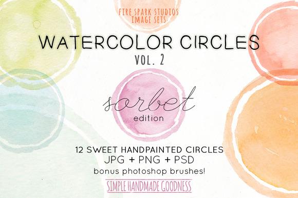 H2O Circles Sorbet Edition
