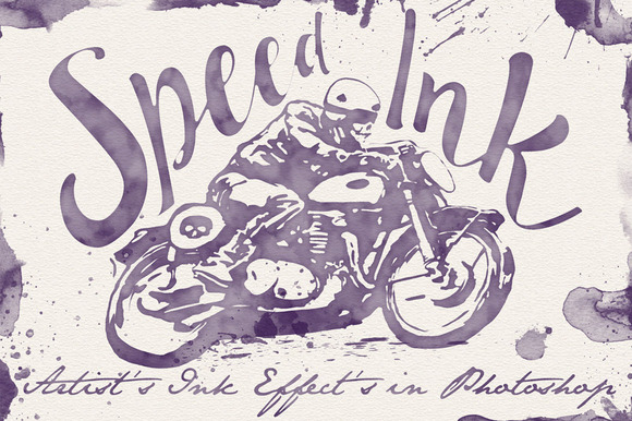 Speed Ink Smart PSD