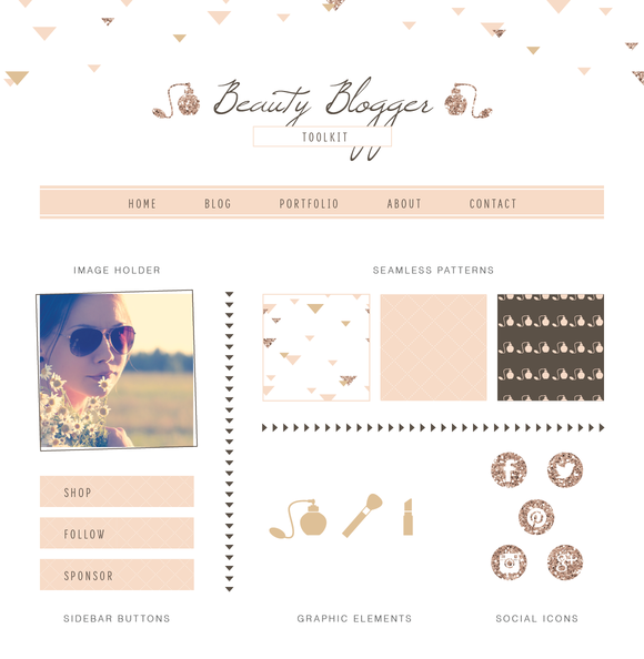 Beauty Blogger Toolkit