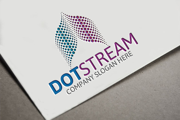 Dot Stream Logo