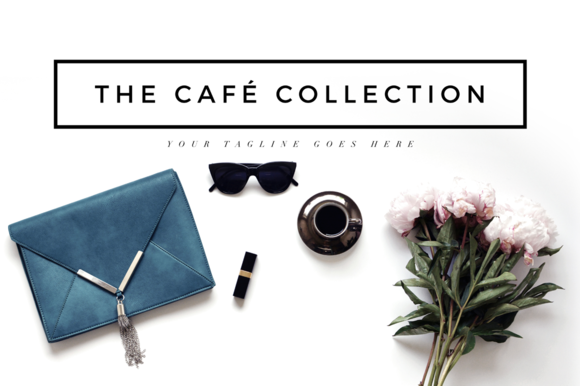 The Cafe Collection Image Bundle