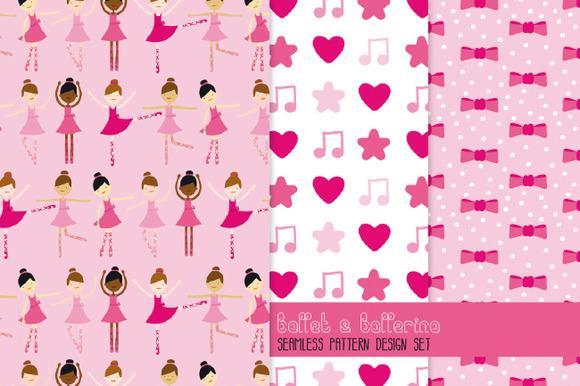 Ballet Pattern Set
