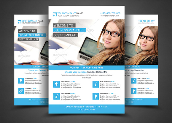 Business Corporate Flyers