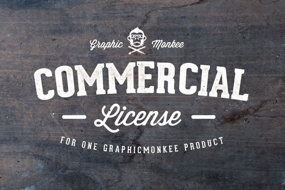 Commercial License For One Product