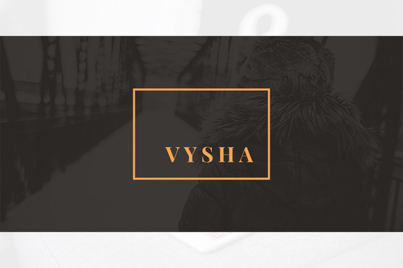 Vysha PowerPoint Template