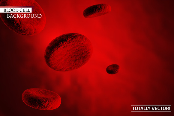 Blood Cells Graphic Set