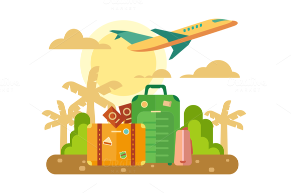 Summer Vacation Travel