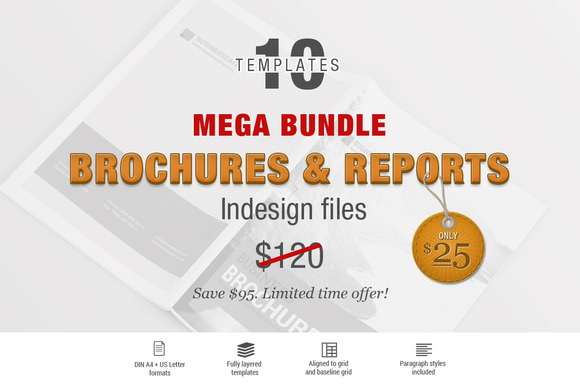 Brochure Mega Bundle