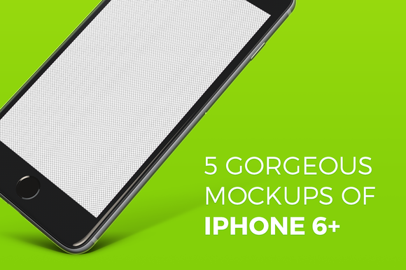 5 Gorgeous Mockups Of IPhone 6
