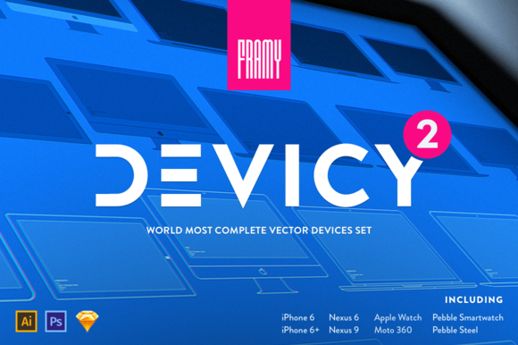 Devicy 2 Unbeatable Vector Devices