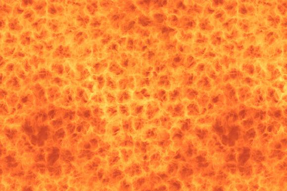 Lava Seamless Background Texture