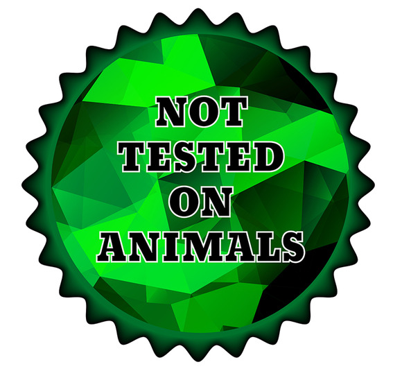 Not Tested On Animals Label
