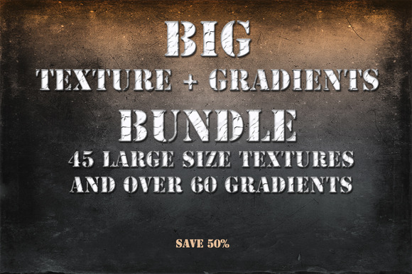 BIG Texture Gradients Bundle I