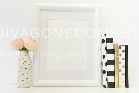 Styled Stock Photography Frame