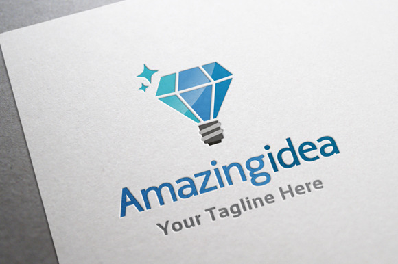 Amazing Idea Logo