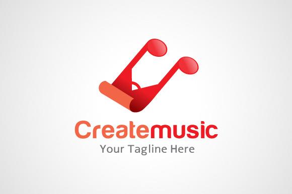 Create Music Logo