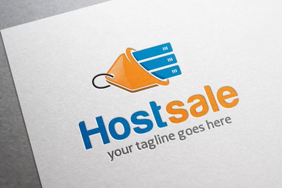 Host Sale Logo