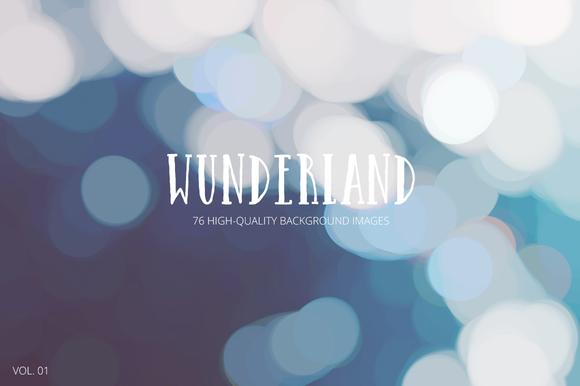 Wunderland 76 Backgrounds Vol 01