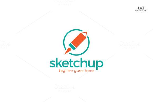 Sketch Up Logo