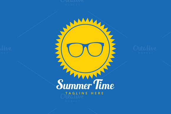 Sun Vocation Summer Time Glasses
