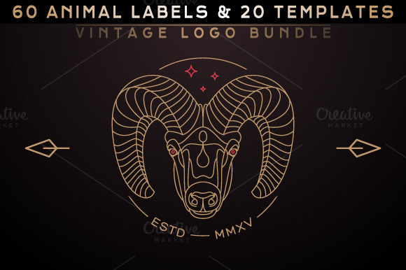 Animal Logo Bundle