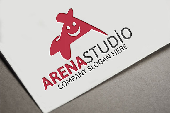 Arena Studio Logo