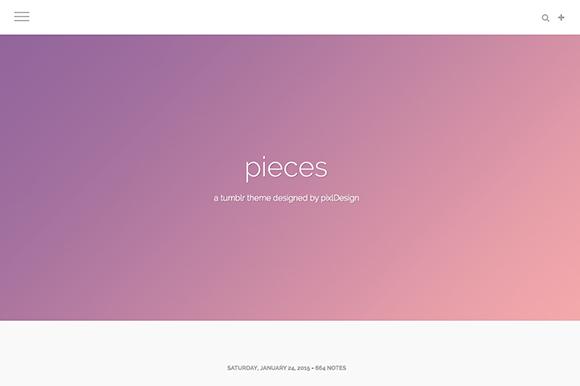 Pieces Theme