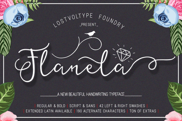The Flanela Extras