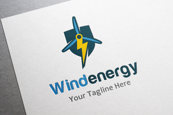 Wind Energy Logo